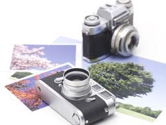 町の写真館